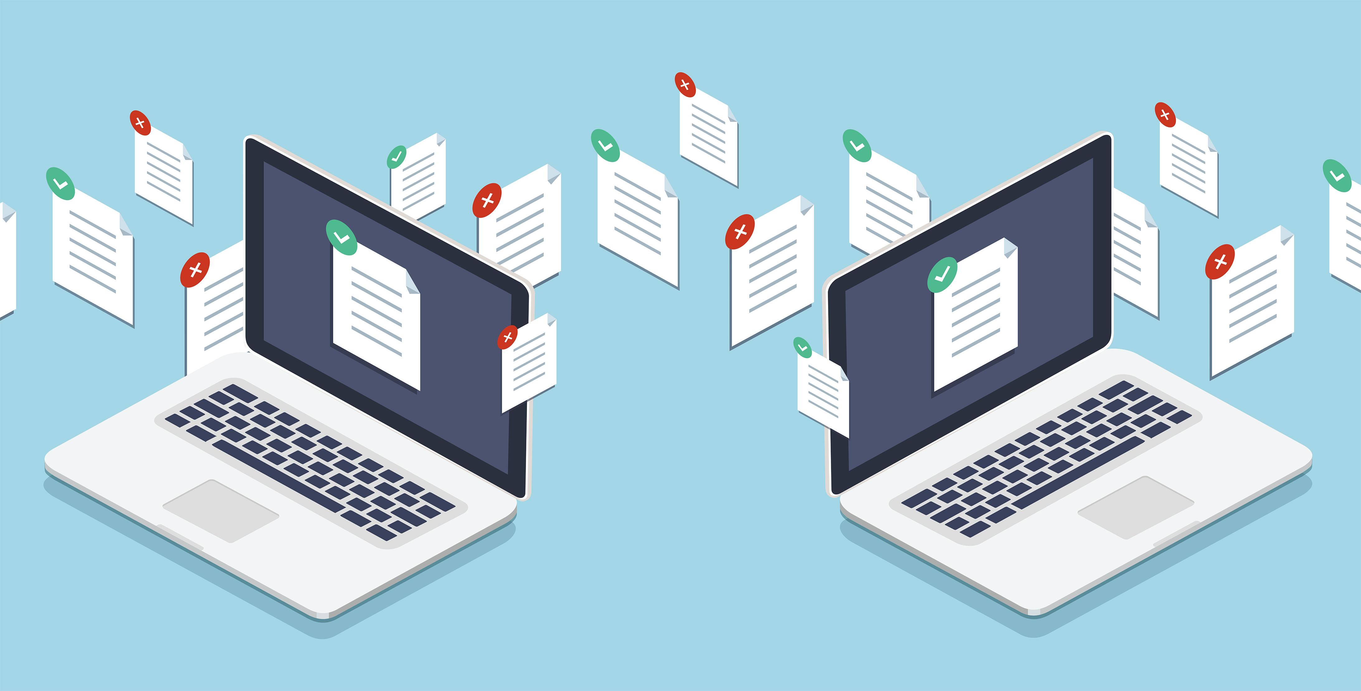 La dématérialisation : un accès vers la simplification  et l'interaction entre les usagers et les administrations publiques.